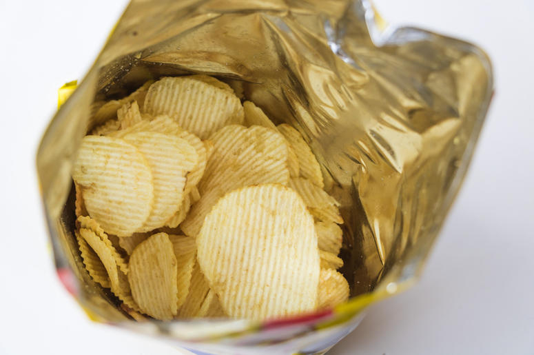 The Frustration of the Half-full Chip Bag.