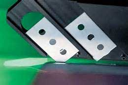 Film Slitting Blades - Hardedge tools servicing all of your cutting needs