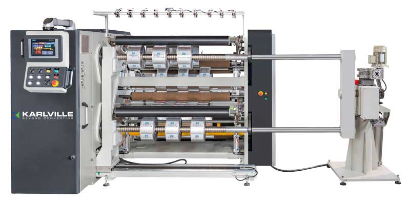 Obtaining Consistent Roll Quality in Slitting/Rewinding