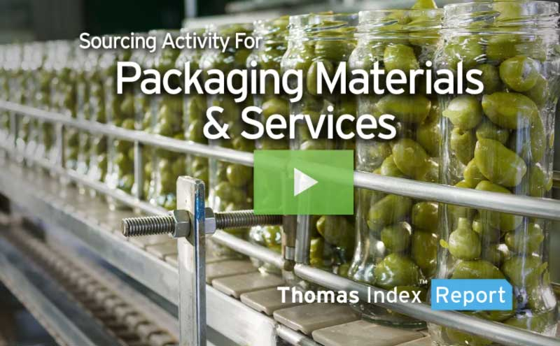 Packaging Material Sourcing Skyrockets As Industrial Reshoring Continues to Rise